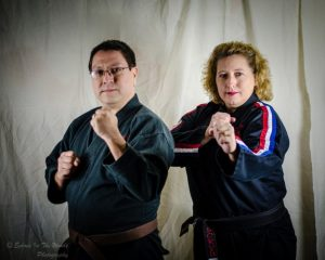 Shawnie Brown & Tom Brown - Instructors American Family Karate