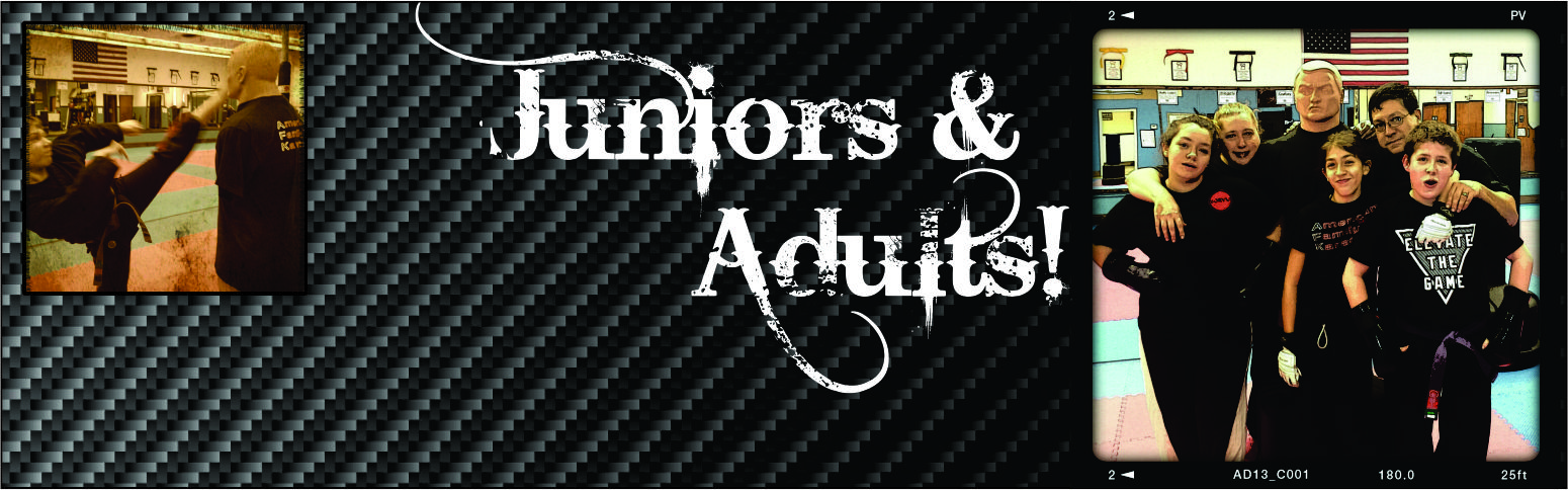 Juniors, Teens & Adults
