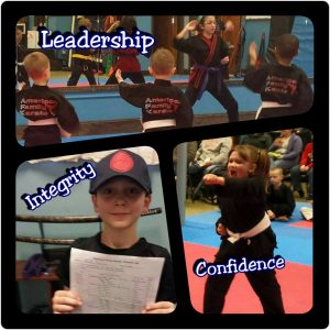Guiding Principles of American Family Karate