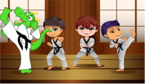 Little Dragons Karate - American Family Karate