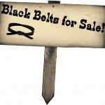 Black Belts for Sale! American Family Karate