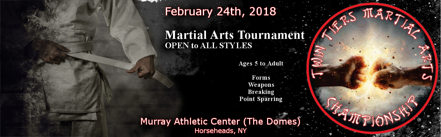 Twin Tiers Martial Arts Championship