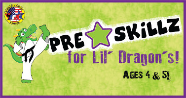 Pre-Skillz: Our Program for the Little Dragon Tots