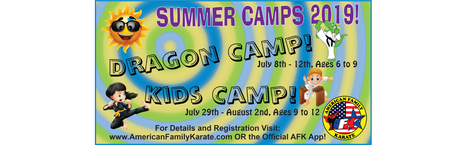 AFK Summer Camp for Kids
